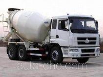 运力牌LG5259GJB型混凝土搅拌运输车