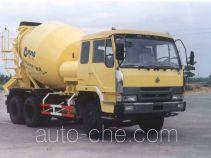 运力牌LG5265GJBA型混凝土搅拌运输车