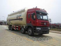 运力牌LG5310GFLLQ型低密度粉粒物料运输车