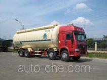 运力牌LG5310GFLZ型粉粒物料运输车
