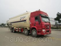 Yunli LG5310GFLZ5 low-density bulk powder transport tank truck