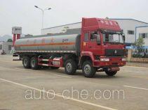 Yunli LG5310GHYZ chemical liquid tank truck