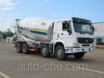 运力牌LG5310GJBZ型混凝土搅拌运输车