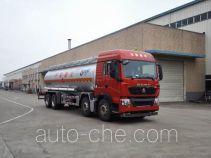 运力牌LG5310GRYZ4型易燃液体罐式运输车