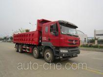 运力牌LG5310ZLJC4型自卸式垃圾车