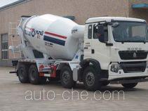 运力牌LG5311GJBZ4型混凝土搅拌运输车