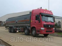 Yunli LG5312GHYZ chemical liquid tank truck