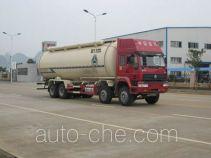 运力牌LG5313GFLZ型粉粒物料运输车