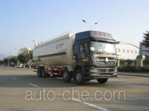 Yunli LG5314GFLZ4 low-density bulk powder transport tank truck