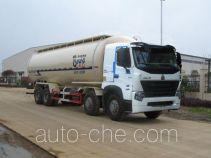 运力牌LG5315GFLZ型粉粒物料运输车
