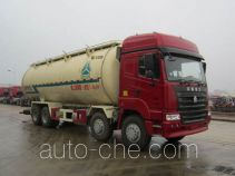 Yunli LG5316GFLZ low-density bulk powder transport tank truck