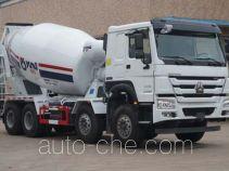 运力牌LG5317GJBZ4型混凝土搅拌运输车