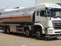 Yunli LG5321GYYZ4 aluminium oil tank truck
