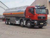 运力牌LG5321GYYZ5型铝合金运油车