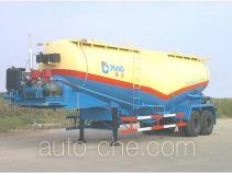 运力牌LG9260GFLA型粉粒物料运输半挂车