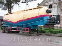 运力牌LG9331GFLA型粉粒物料运输半挂车