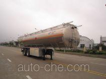 Yunli LG9353GYY aluminium oil tank trailer