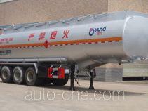 运力牌LG9400GYY型运油半挂车