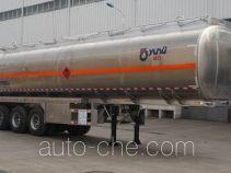 Yunli LG9400GYYA aluminium oil tank trailer