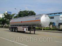 Yunli LG9401GYYA aluminium oil tank trailer