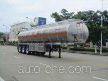 Yunli LG9403GYY aluminium oil tank trailer