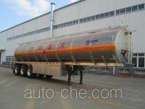 Yunli LG9406GYY aluminium oil tank trailer