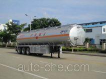 Yunli LG9408GYY aluminium oil tank trailer