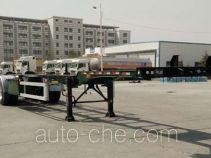 Longgua LGC9401TJZE container transport trailer