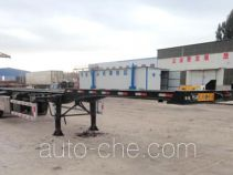 Longgua LGC9402TJZD container transport trailer
