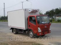 广燕牌LGY5040XLC型冷藏车