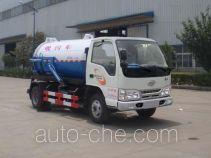 广燕牌LGY5070GXW型吸污车