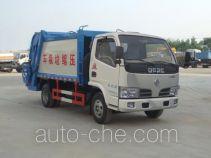 广燕牌LGY5071ZYS型压缩式垃圾车