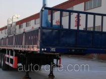 广燕牌LGY9401型栏板半挂车