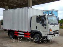 Linghe LH5040XXY box van truck