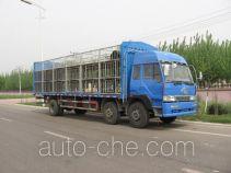 飞轮牌LHC5220CCQ型畜禽运输车