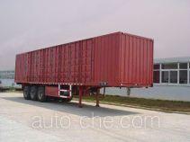 Feilun LHC9280XXY box body van trailer