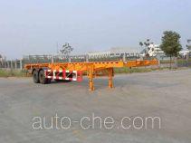 Feilun LHC9350TJZ container transport trailer