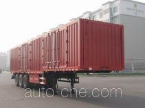 Feilun LHC9401XXY box body van trailer