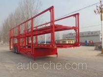 Xinhongdong LHD9200TCL vehicle transport trailer