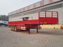 新宏东牌LHD9400LBE型半挂车