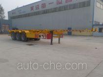 Xinhongdong LHD9400TJZ container transport trailer