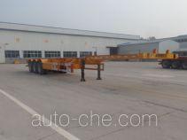 Xinhongdong LHD9400TJZE container transport trailer