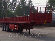 新宏东牌LHD9400Z型自卸半挂车