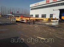 Xinhongdong LHD9401TJZE container transport trailer