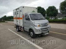 Zhengyuan LHG5030XQY-WP01 explosives transport truck