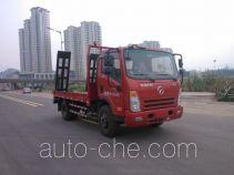 Zhengyuan LHG5040TPB-DY01 flatbed truck