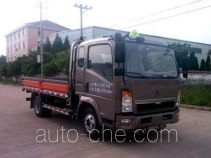 Zhengyuan LHG5040TQP gas cylinder transport truck