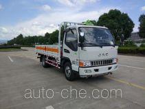 Zhengyuan LHG5070TQP-JH01 gas cylinder transport truck
