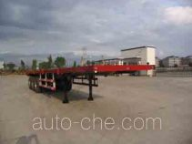 Zhengyuan LHG9400TJZ container carrier vehicle