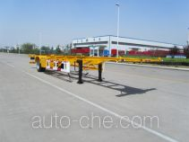 Yutian LHJ9101TJZ empty container transport trailer